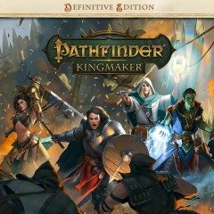 Cover Pathfinder: Kingmaker - Definitive Edition