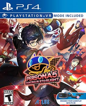Cover Persona 5: Dancing Star Night