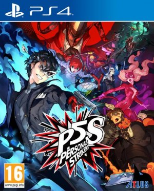 Cover Persona 5 Strikers