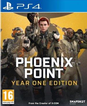 Cover Phoenix Point