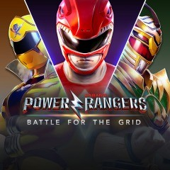 Cover Power Rangers: Battle for the Grid