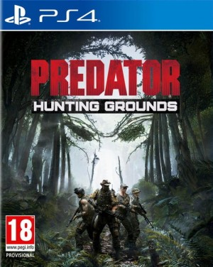 Cover Predator: Hunting Grounds