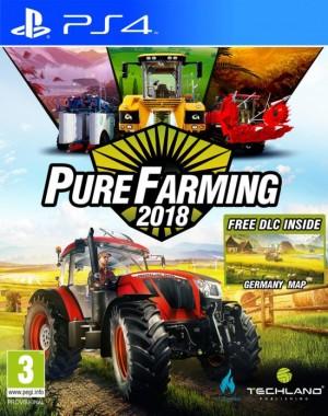 Cover Pure Farming 2018