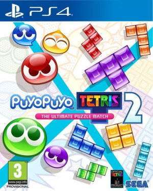Cover Puyo Puyo Tetris 2 (PS4)