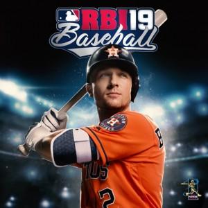 Cover R.B.I. Baseball 19 (PS4)