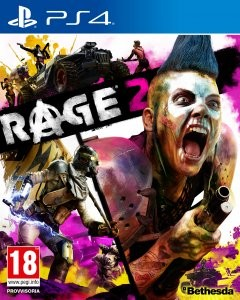 Cover Rage 2 (PS4)
