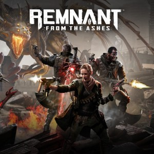 Cover Remnant: From the Ashes (PS4)
