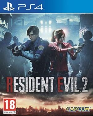 Cover Resident Evil 2 (PS4)