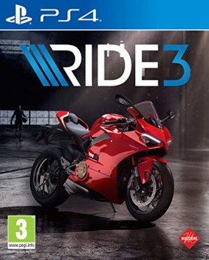 Cover RIDE 3 (PS4)