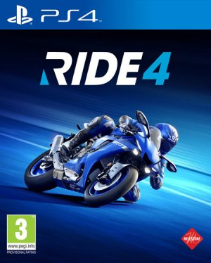 Cover RIDE 4 (PS4)