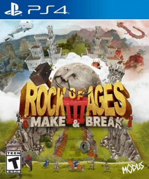 Cover Rock of Ages 3: Make & Break