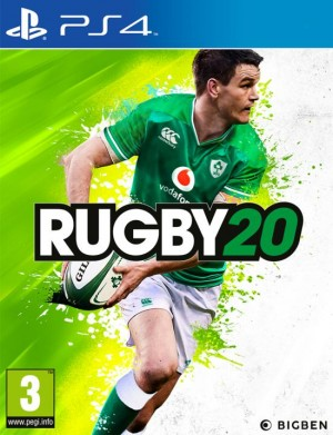 Cover RUGBY 20
