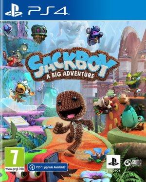 Cover Sackboy: A Big Adventure