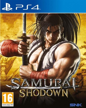 Cover Samurai Shodown (PS4)