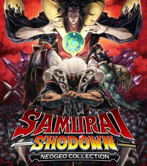 Cover Samurai Shodown NeoGeo Collection