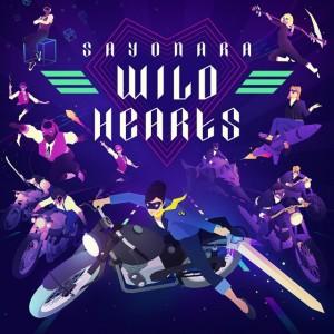 Cover Sayonara Wild Hearts (PS4)