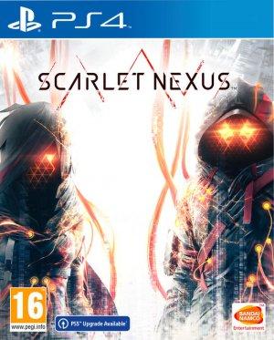 Cover Scarlet Nexus