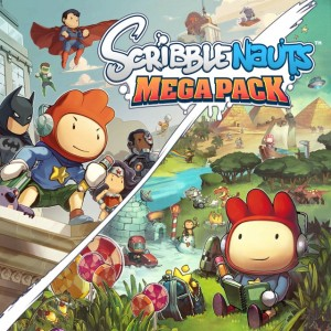Cover Scribblenauts Mega Pack (PS4)