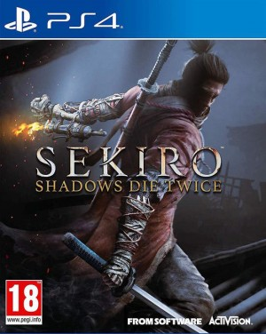 Cover Sekiro: Shadows Die Twice (PS4)