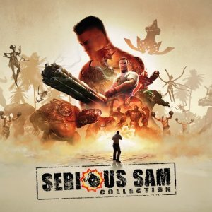Cover Serious Sam Collection (PS4)