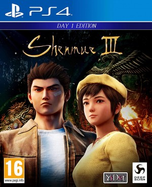 Cover Shenmue III (PS4)