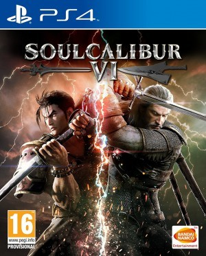 Cover SoulCalibur VI