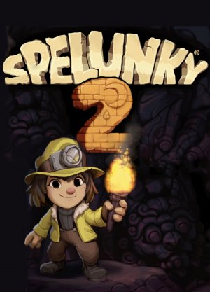 Cover Spelunky 2 (PS4)