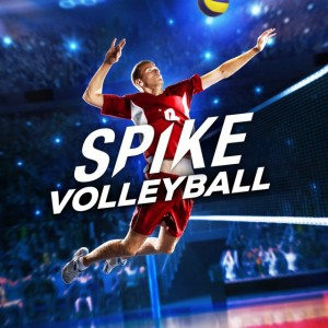 Cover Spike Volleyball (PS4)