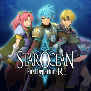 Cover Star Ocean: First Departure R (PS4)