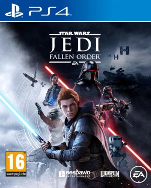 Cover Star Wars - Jedi: Fallen Order (PS4)