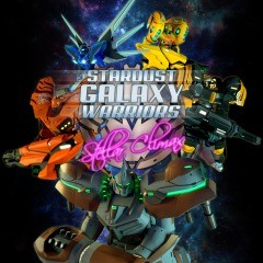 Cover Stardust Galaxy Warriors: Stellar Climax