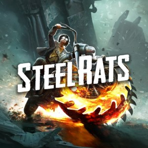 Cover Steel Rats