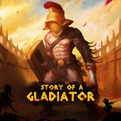 Cover Story of a Gladiator (PS4)