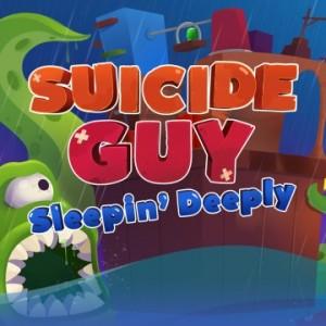 Cover Suicide Guy: Sleepin' Deeply