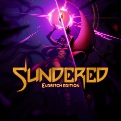Cover Sundered (PS4)