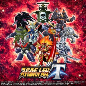 Cover Super Robot Wars T (PS4)