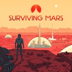 Cover Surviving Mars (PS4)