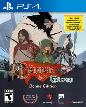 Cover The Banner Saga Trilogy