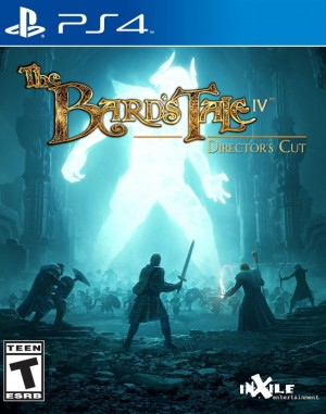 Cover The Bard's Tale IV: Director's Cut (PS4)