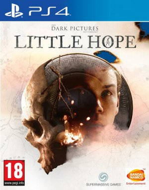 Cover The Dark Pictures - Little Hope (PS4)
