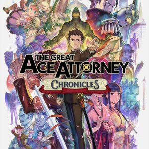 Cover The Great Ace Attorney Chronicles