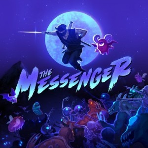 Cover The Messenger (PS4)