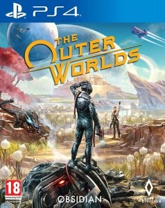 Cover The Outer Worlds (PS4)