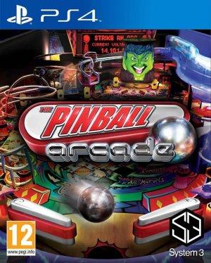 Cover The Pinball Arcade