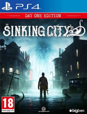 Cover The Sinking City (PS4)
