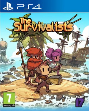 Cover The Survivalists