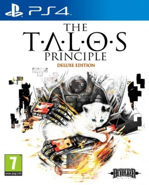Cover The Talos Principle: Deluxe Edition (PS4)