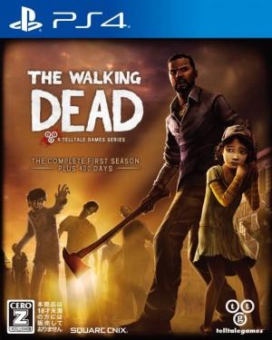 Cover The Walking Dead: A Telltale Games Series