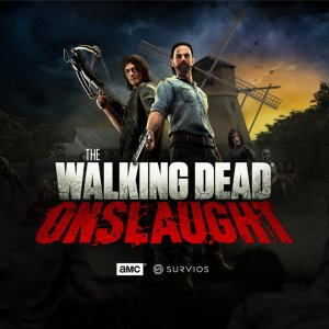 Cover The Walking Dead Onslaught (PS4)