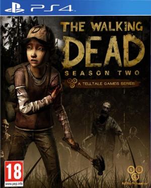 Cover The Walking Dead: Season Two - A Telltale Games Series